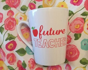 Future Teacher Coffee Mug