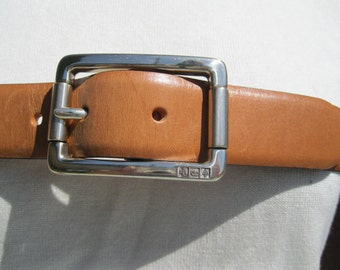 Ralph Lauren Italian Leather Belt