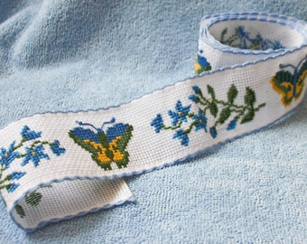 Edging for decoration\Cross-stitch edging