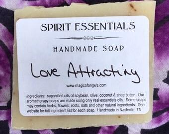 Love Attracting Handmade Soap