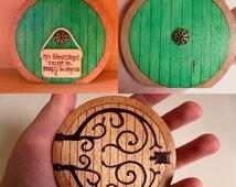 Lord of the Rings Hobbit Door