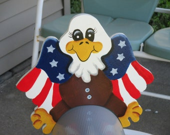 Eagle Mail Box Greeter