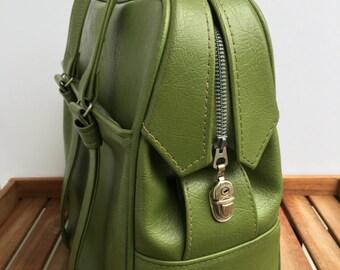SALE Samsonite green Luggage bag