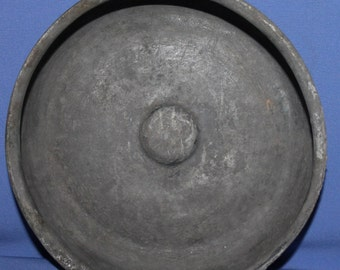 Antique Hand Crafted Metal Bowl