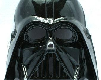 Star Wars Darth Vader Vintage Halloween Mask Rubies 1994 Lucasfilm Scifi Y151