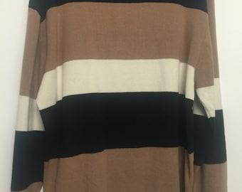 Fink Clothing Soft Striped Sweatshirt Mens or Womens