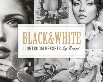 black white lightroom presets professional wedding presets photographe de mariage adobe lightroom 6 5 cc modle meilleur presets bw presets - Preset Lightroom Mariage