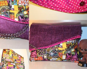 Starwars clutch bag