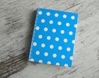 Sticky notes book blue
