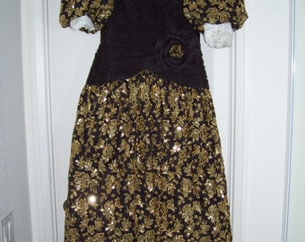 Vintage Evening Gown from 1991