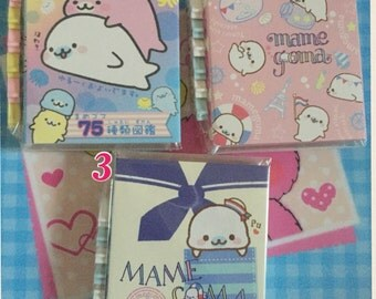 Kawaii folded memo pads