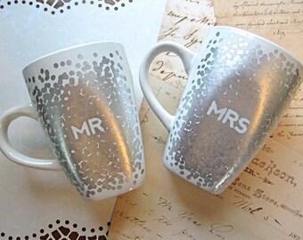 Mr And Mrs Mugs, Carry Your Heart Custom Mugs, Mr Mrs Mugs, His And Hers Mugs, His Hers Mugs, Mr Coffee Mugs, Wedding Anniversary Mugs