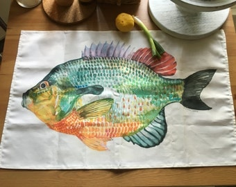 Bluegill (Central Pennsylvania / Rose Valley Lake) Towel