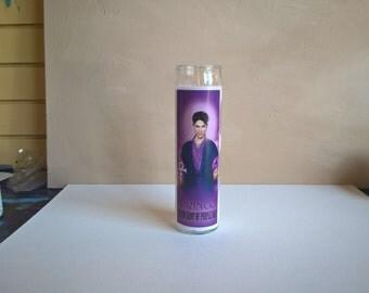 Prince Saint Candle