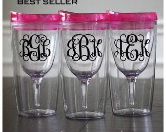 Personalized Water Bottle, Nurse, Teacher, Personalized Tumbler, Personalized Vino2Go, Wine Cup, Wine Tumbler, Vino2Go, Beach Cup, To Go