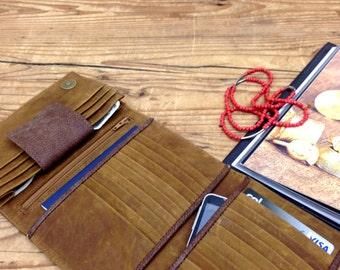 Sale!!! Women Leather Wallet brown women's leather wallet brown, distressed, brown Wallet for woman purse wallet