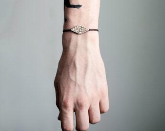 Wooden create bracelet. Cute create bangle, create charm. Wooden bracelet with a word create on it. Create bracelet.