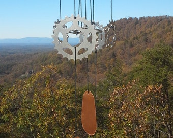 Bicycle Wind Chime
