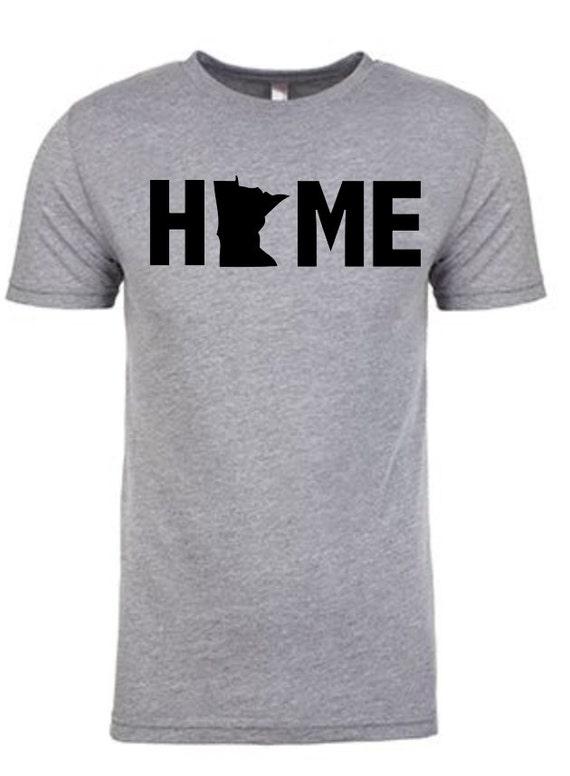 MINNESOTA HOME Unisex T-Shirt - TriBlend Tee - Soft