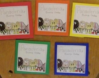 "Panaderia ""Buena Onda"" limited edition CD-Rs"