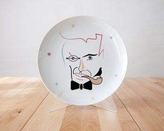 Charles Eames Plate
