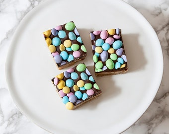 Easter Candy Bar Cookies