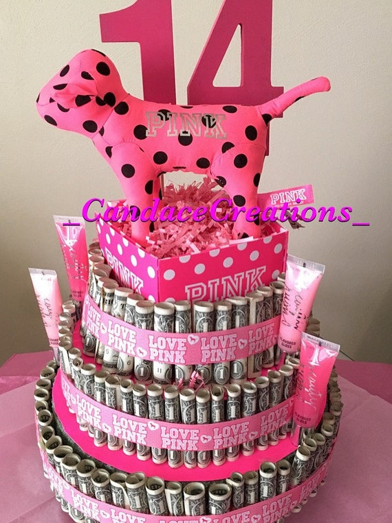 Birthday Cakes For Girls 14th