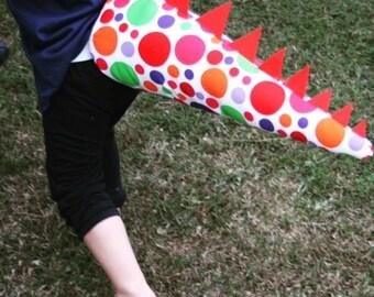 Handmade Dino Tails