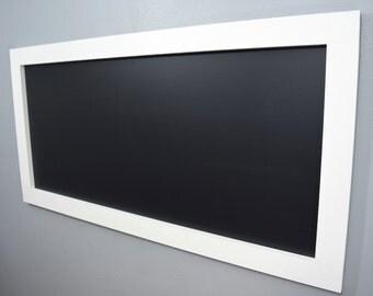 Chalkboard - Large Chalkboard - Big Chalkboard - Framed Chalkboard