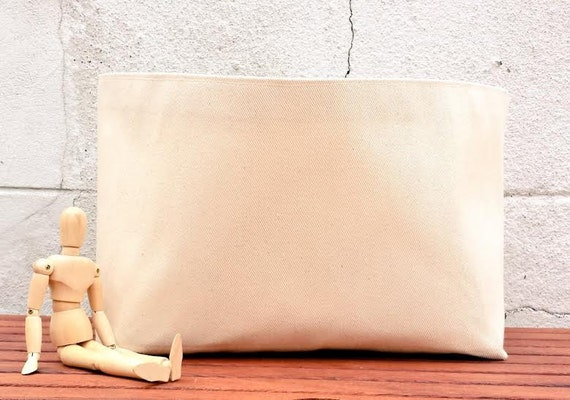 Natural Canvas Hamper Large Laundry Bag Eco Friendly Storage