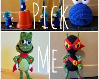 Make to order - Lemmings, Silly Putty, Superfrog, Zool Ninja
