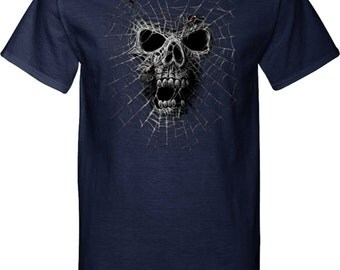 Black Widow Mens Tall Tee T-Shirt 13139D0-PC61T