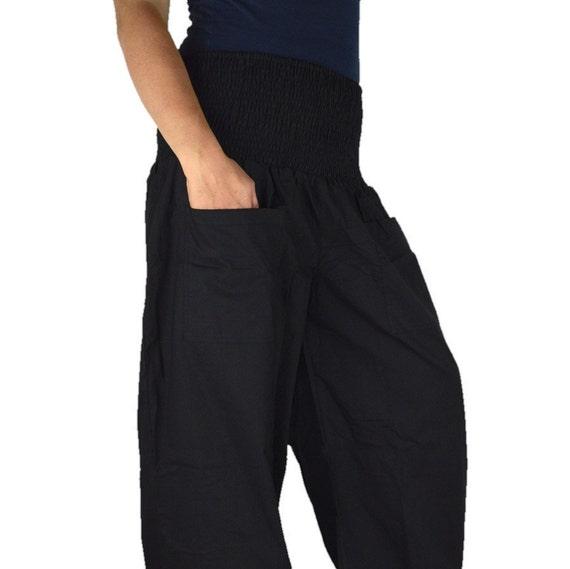 Yoga Pans BIG AND TALL Cotton Pants