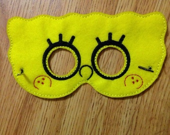 Spongebob mask
