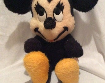 Vintage 1950's Minnie Mouse Plush