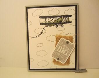 Happy Big Day Airplane