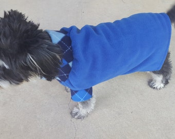 Dog Sweater Jumper Coat Fleece