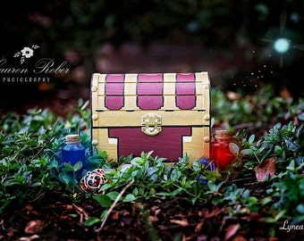 Legend of Zelda Treasure Chest