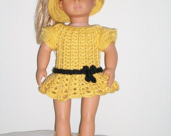 American Girl 18 Inch Doll Dress Outfit