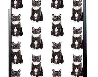 Cute Kitty Pattern For iPad 2/3/4 iPad Mini 1/2 and iPad Air