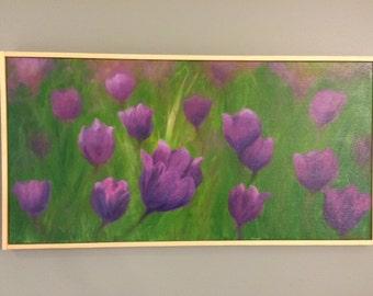 Dancing Tulips II