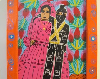 Mexican Folk Art - Zapatista