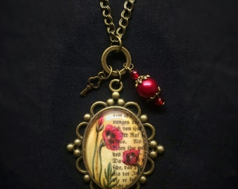 """Necklace """"Late Summer"""""""