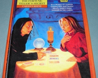 Nancy Drew #121 Fortune-Teller's Secret HB