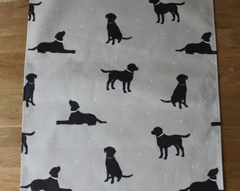 cotton Teatowel/ Drying up cloth / kitchen accessories/ kitchen towel / labrador teatowel