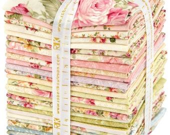 Emma 2 Fat Quarter Bundle by Robert Kaufman FQ-1117-28