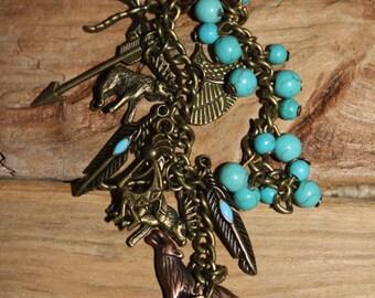 Native Totem Necklace