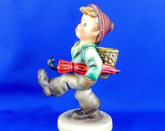 Globe Trotter Hummel Figurine