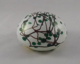 Phoenician Glass Paperweight