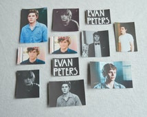 Evan Peters Sticker Pack | 10 pieces | CUTE